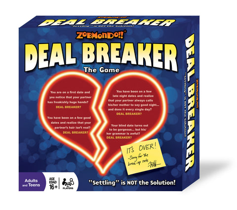 Deal Breaker, the Game!
