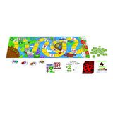 Ladybug Game contents and board