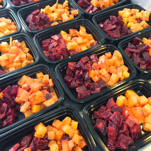 beet salad with citrus vinaigrette