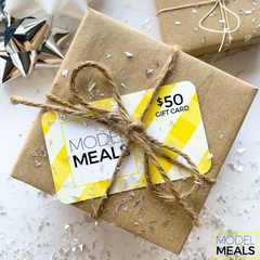 Create The Perfect Gift With Model Meals