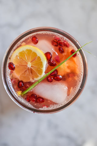 The Perfect Holiday Mocktail