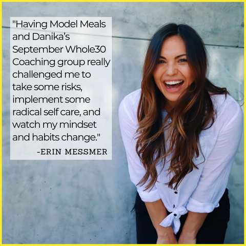 How Model Meals Can Help You Whole30
