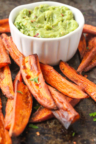 Ashlea Adams' Whole30 Sweet Potato Fries