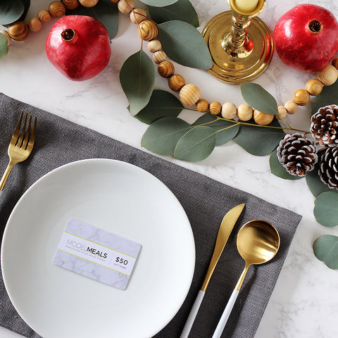 Gift Deliciously with Model Meals
