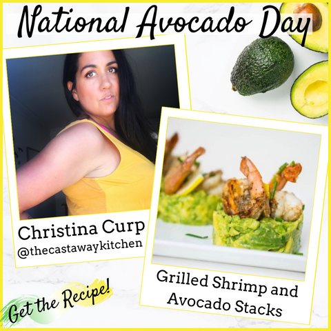 National Avocado Day Whole30 Recipe with Model Meals