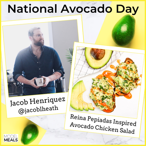 Whole30 Coach Jacob Henriquez's Nat'l Avocado Day Recipe