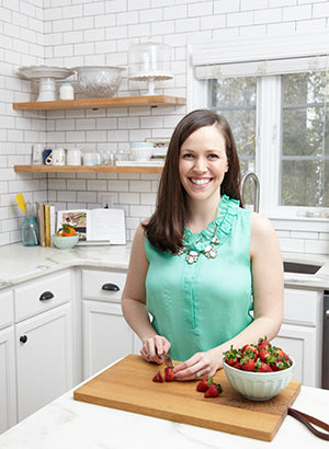 Whole30 Coach and Paleo Blogger, Caroline Fausel