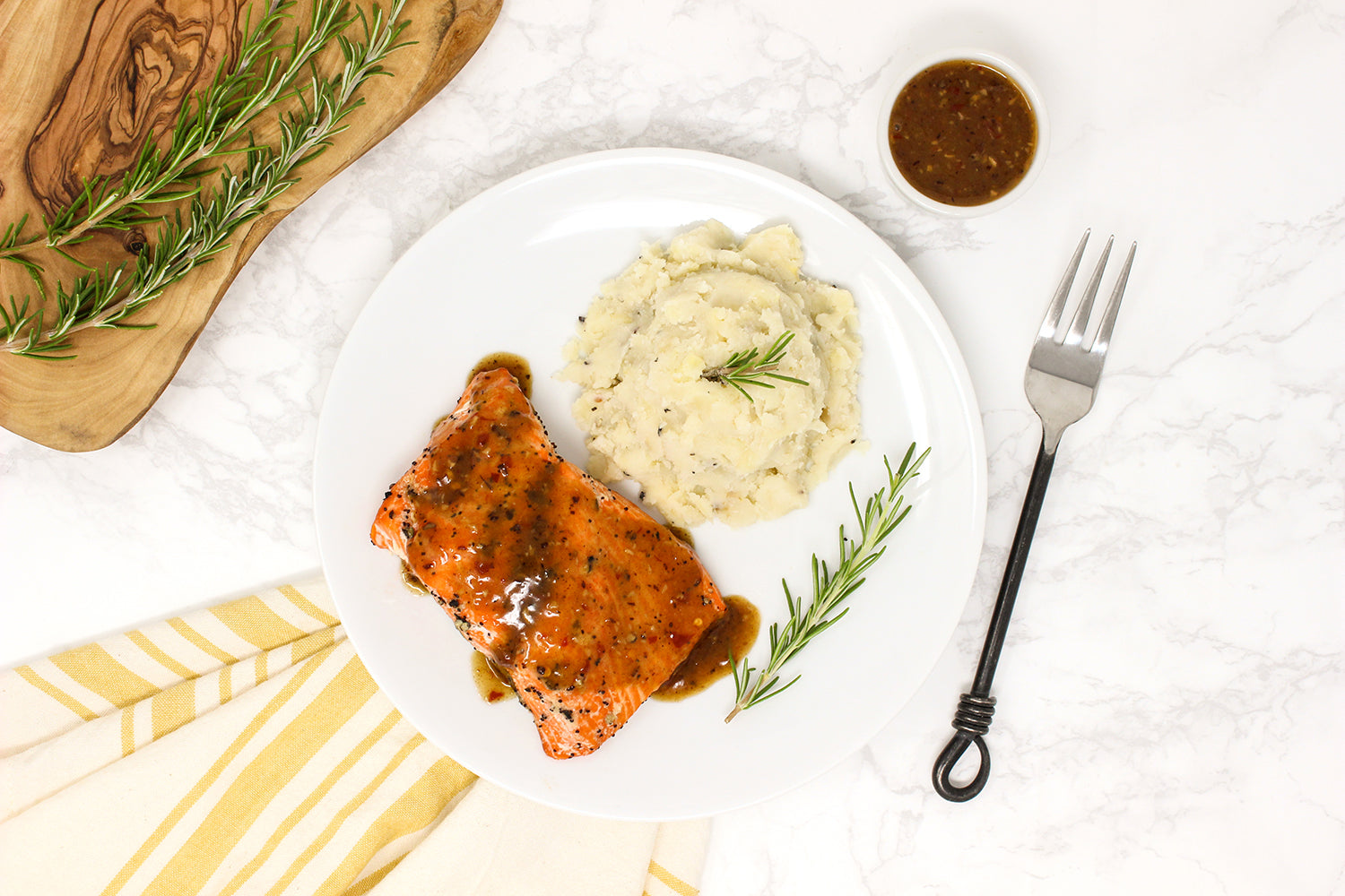Model Meals Blog | Nutritional Information - Sweet Chili Salmon