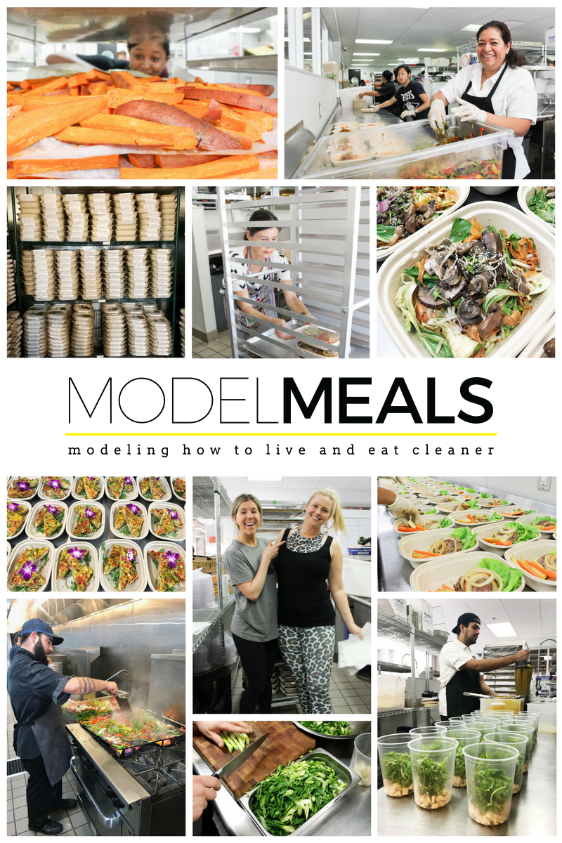 This Week in the Model Meals Kitchen