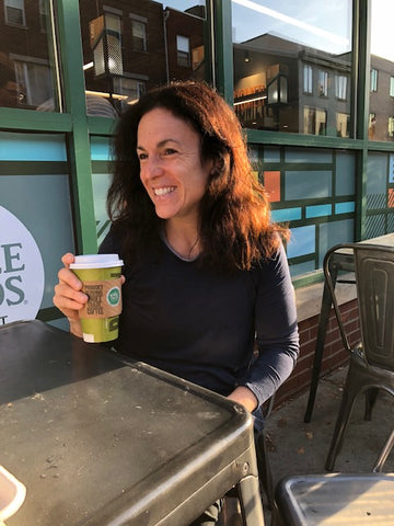 Whole30 Coach Judith Forman Enjoying Her Food Freedom