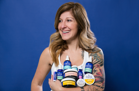 Cassy Burnvoth, Founder of Paleo, Nose to Tail Skincare Company, FATCO