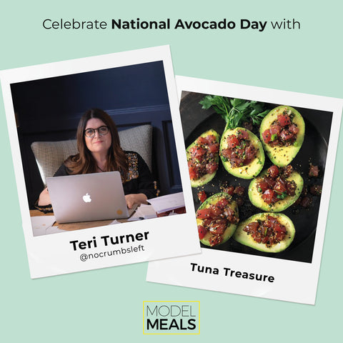 Model Meals | Teri Turner's Tuna Treasure