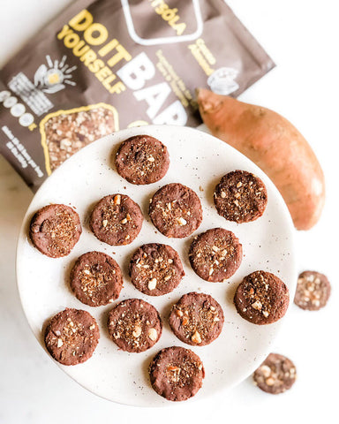 The perfect paleo treat to satisfy your chocolate craving