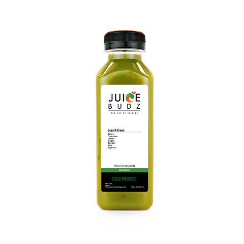 Juice Budz: Lean N Green