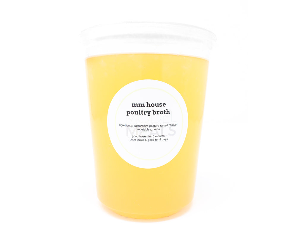 mm house pasture-raised poultry broth