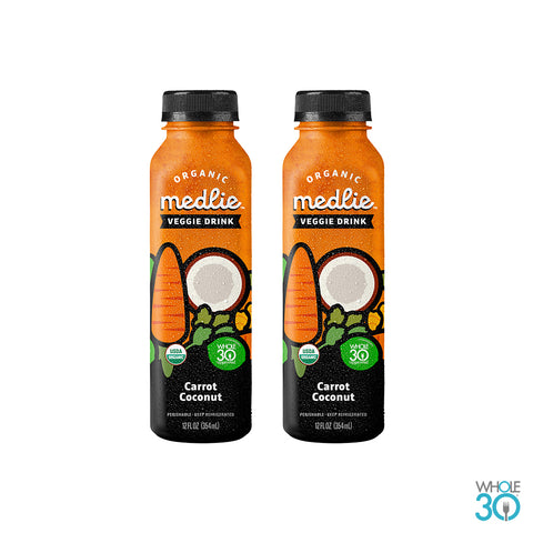 Medlie: Carrot Coconut - 2 PACK