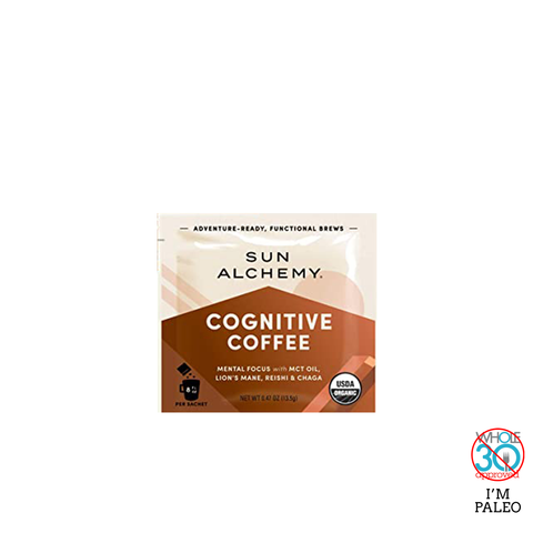 Terrasoul Superfoods Sun Alchemy Cognitive Coffee - Singles