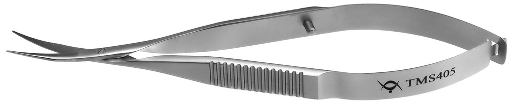 TMS405 Westcott Scissors Curved - Titan Medical Instruments