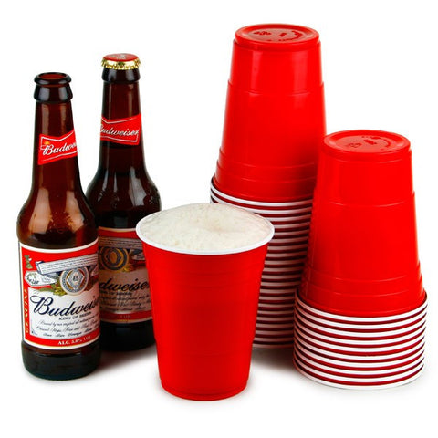 Red Cups 50 stk.