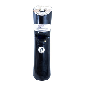 Wet Wipes Station  Black / Free standing Antibacterial Wet Wipes Dispenser