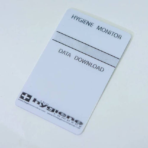 Hygiene Monitor Parts: Hygiene Monitor Data Download Smart Card