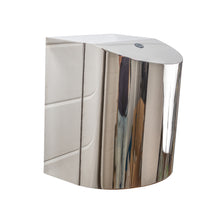 Load image into Gallery viewer, Antibacterial Hand & Surface Wet Wipes Polished Stainless Steel Wall mounted Dispenser