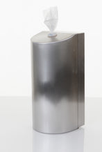 Load image into Gallery viewer, Wet Wipes Dispenser Stainless Steel Brushed finished G306 wall mounted