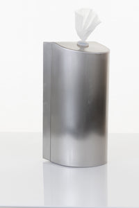 Wet Wipes Dispenser Stainless Steel Brushed finished G306 wall mounted