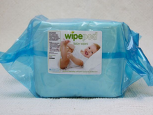 Load image into Gallery viewer, Wet Wipes: 400 Sheet Baby Wipes 140x235mm ( 4 rolls per box )