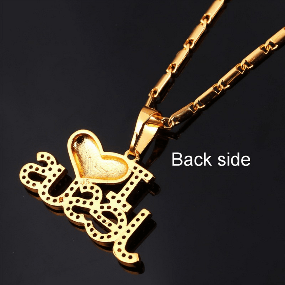 I Love Jesus Necklaces - Living Christian - 3