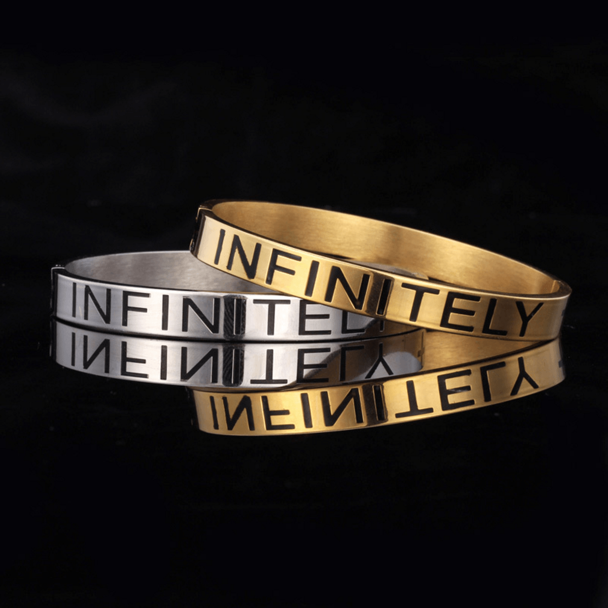 Trust In God Infinitely Bracelet - Living Christian - 5