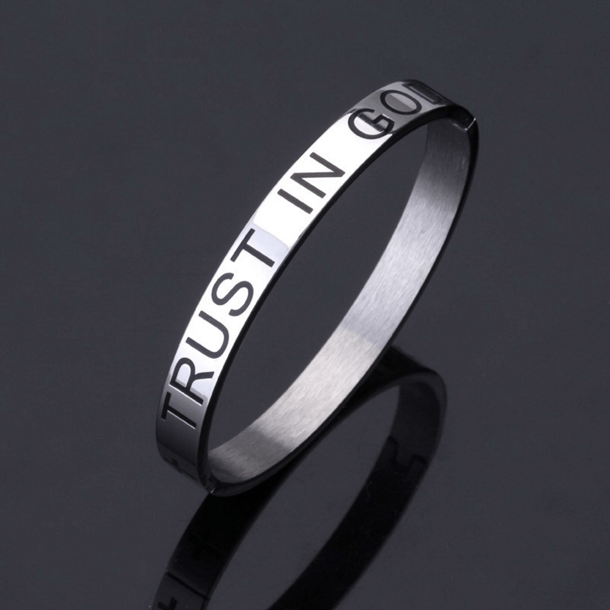 Trust In God Infinitely Bracelet - Living Christian - 2