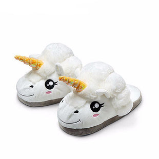 Cute Unicorn Slippers