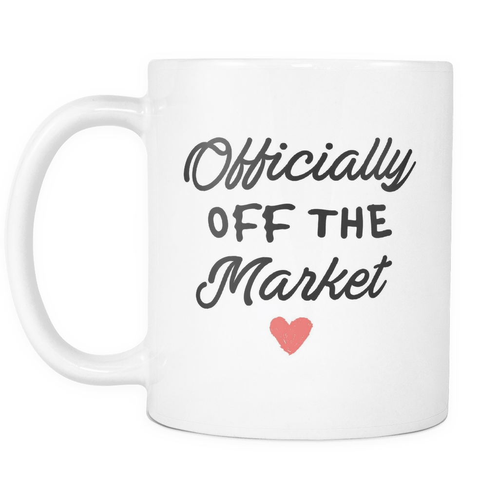 Officially Off the Market Mug