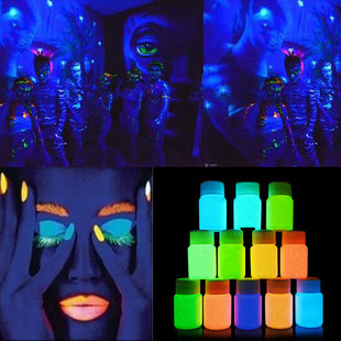Luminous Body Paint