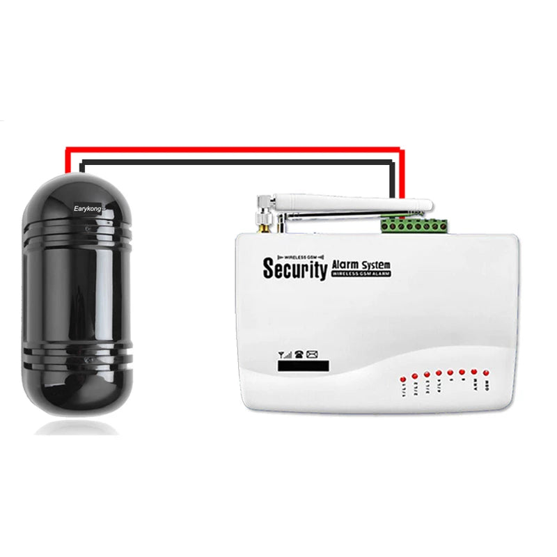 Security Motion Laser