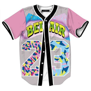Bel Air Baseball Shirt