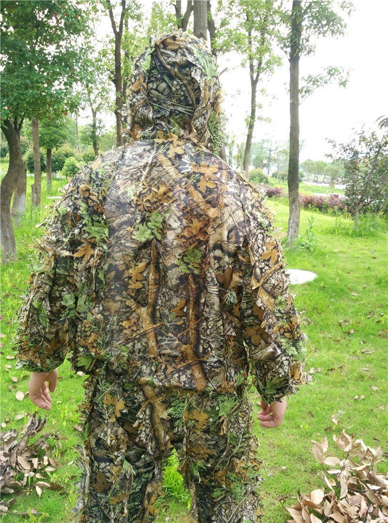 3D Hunting Ghillie Suit