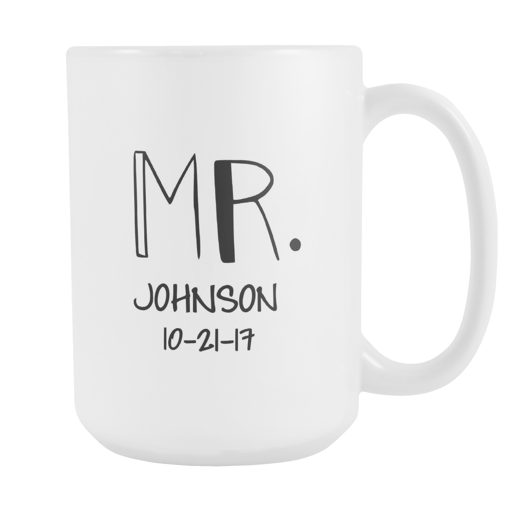 Mr. & Mrs. Johnson (Custom)