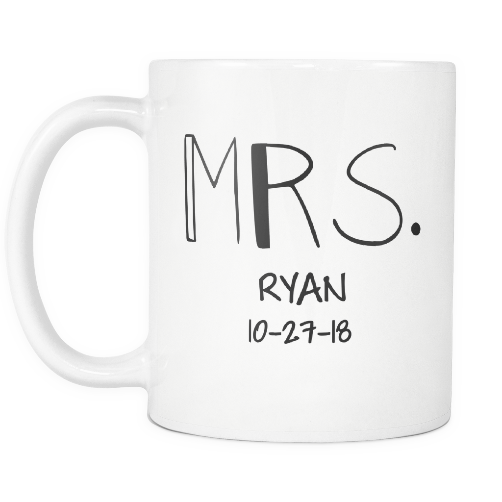 Mr. and Mrs. Ryan (Custom)