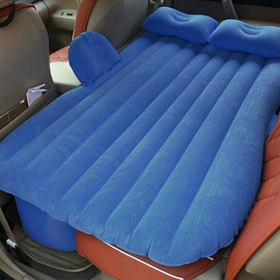 Inflatable Car Mattress w/ Pump