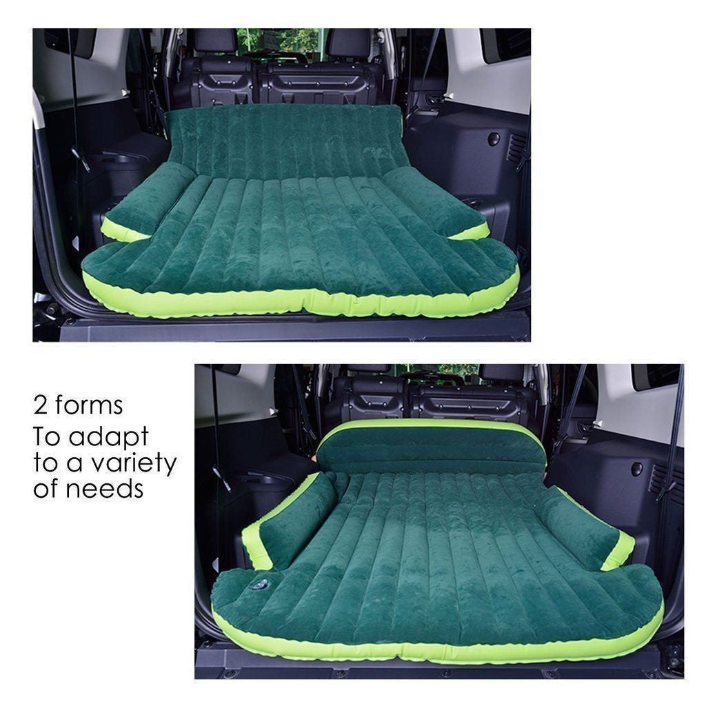 Inflatable Suv Amp Truck Mattress W Pump The