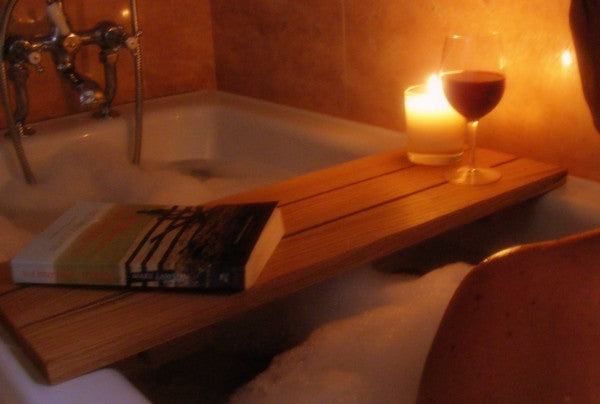 Oak Bath Caddy - Panga Design