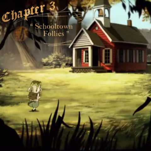 Over the Garden Wall Episode 3