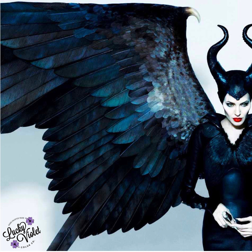 Maleficent Mystery Colors