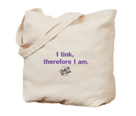 """I Tink"" Project Bag"