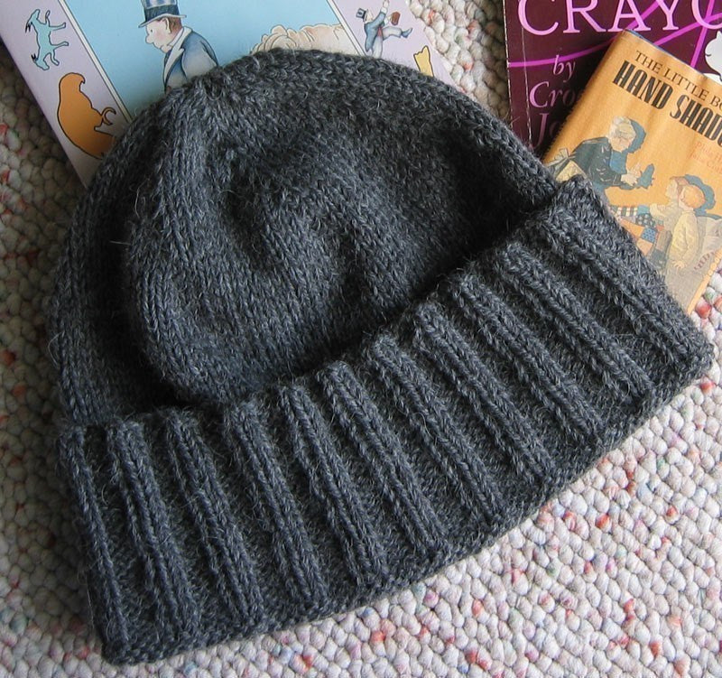 Digital Knitting Patterns : New York Hat and Scarf Knitting Pattern Collection DIGITAL DOWNLOAD   Lucky V...