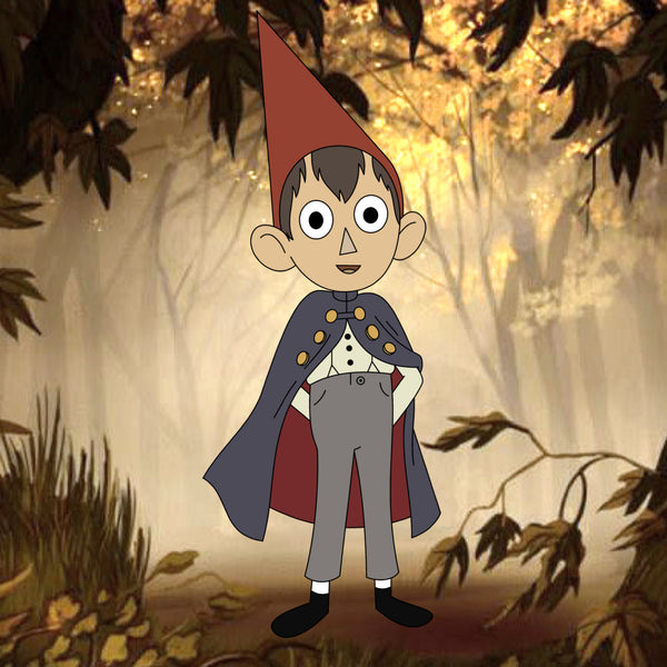 Over the Garden Wall Episode 1