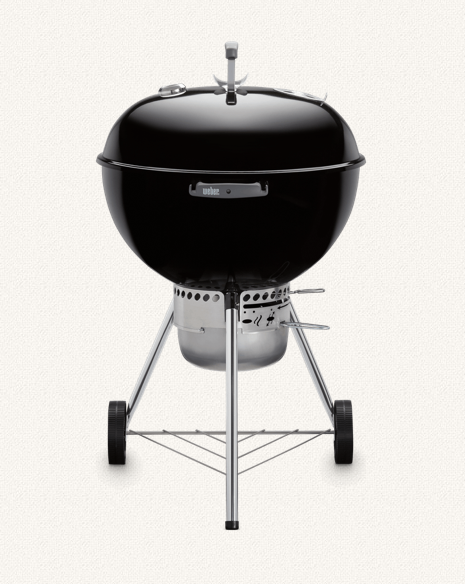 Weber BBQ Master Touch