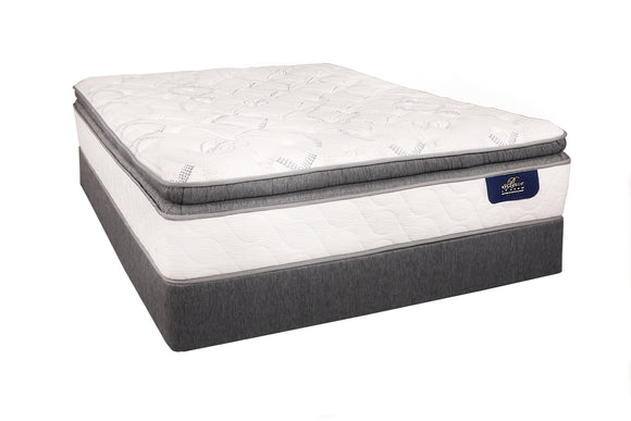 Serta Bellagio Buenanotte IV Euro Top Plush